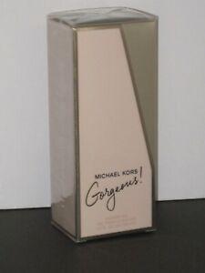 MICHAEL KORS GORGEOUS (FLORAL WOODY MUSK)  PERFUMED SHOWER GEL 150 ml NEW!
