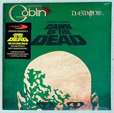 CLAUDIO SIMONETTI'S GOBLIN * DAWN OF THE DEAD * LIMITED LIME VINYL LP * BN&M!