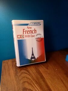 New French With Ease (AssiMil Method Books - Book and 4 CDs Edition)