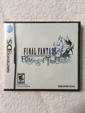 Final Fantasy Crystal Chronicles: Echoes of Time (DS, 2009) Brand New 5571
