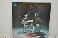 ART BLAKEY & THE JAZZ MESSENGERS - THREE BLIND MICE SS-18033 SOLID STATE-LP VG+