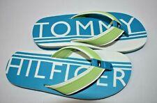 TOMMY HILFIGER KIDS FLIP FLOP SZ 2 M NEW WITH TAG