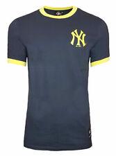 Majestic New York Yankees NY Béisbol Camiseta Para Hombres S o L
