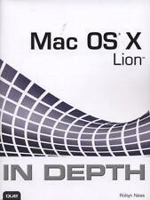 Mac OS X Lion In Depth (2nd Edition)