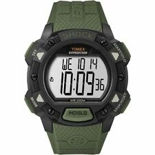 Timex TW4B09300, Men's Expedition Chronograph Shock Watch, Indiglo