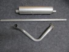 Auspuff Auspuffanlage Abgasanlage komplett Multicar M25 + Dichtung ANGEBOTSPREIS