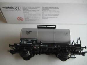 Marklin H0 46428 VTG Hamburg Tank Car in its original box - LNIB