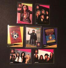 Lennon, Kravits, Hendrix Trading Cards Beatles Music Pro Set Super Stars