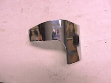 09 Yamaha XVS950 XVS 950 A V Star rear exhaust header pipe heat shield cover