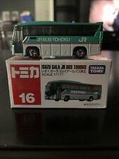 TAKARA TOMY TOMICA No.16 1/171 Scale ISUZU GALA JR BUS TOHOKU