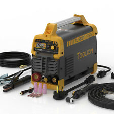Tig Welder 200A Tig/Stick 2 in 1 Igbt Digital Inverter Welding Machine 110/220V