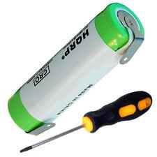 HQRP Battery for Braun 4520, 4525, 4550, 5311, 1512, 255, 259