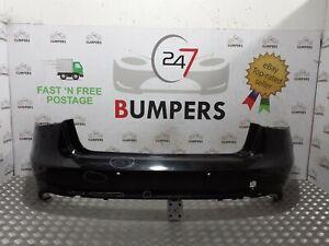 AUDI A6 2011 - 2014 GENUINE S LINE BERLINA REAR BUMPER P/N: 4G5807511N