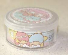 Sanrio Little Twin Stars Circle Case Kawaii Japan New F/S