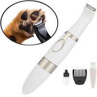 New Electric Pet Trimmer Dog Clipper Low Noise Hair Clipper Grooming Set