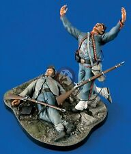 "Verlinden 120mm (1/16) ""Eternal Glory"" Vignette (Civil War era) (2 Figures) 1325"