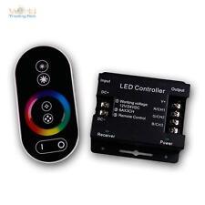 RGB LED Controller mit Touch-Funk-Fernbedienung 3x6A Funkfernbedienung Steuerung