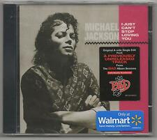 Michael Jackson I Just Can't Stop Loving You 2012 Limited Numbered Edition CD