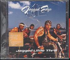 JAGGED EDGE - JAGGED LITTLE THRILL - CD (NUOVO SIGILLATO)