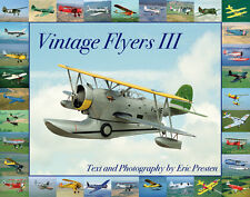 "Eric Erik Presten Preston book ""Vintage Flyers III"" 1015 color pictures new 2011"