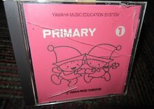 YAMAHA MUSIC EDUCATION SYSTEM: PRIMARY 1 AUDIO CD, 31 GREAT TRACKS, JAPAN, GUC