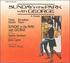 Sunday in the Park with George [Original Cast Recording] [Digipak] by Mandy...