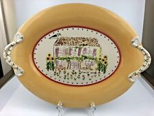 Pfaltzgraff Large Serving Platter 18.75 Inches Jana Kolpen Table Decor Pistoulet