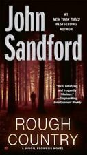 Rough Country John Sandford Virgil Flowers Mystery 3 Paperback