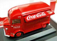 Ford Transit LWB Coca Cola  - Scala 1/76 - Oxford 76FT030CC - Nuovo