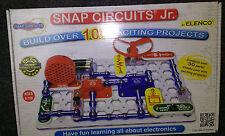 Brand new educational Elenco Snap Circuits Jr. SC-100 Electronics Discovery Kit
