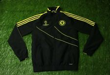 CHELSEA LONDON 2012-2013 FOOTBALL TRACK TOP JACKET CL TRAINING ADIDAS ORIGINAL