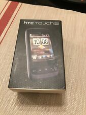 NEW HTC Touch2 - Black GSM 3G WiFi Windows Mobile Touch Smartphone Unlocked!