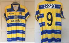 CRESPO PARMA SHIRT 1998/1999 HOME FOOTBALL SHIRT JERSEY MAGLIA ARGENTINA LARGE