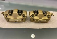 USED OEM BMW R1250GS S1000RR S1000XR brake calipers pair left&right 2019-2021
