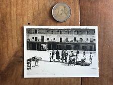 photographie ancienne de métier numéro 15 vendeur