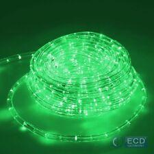 LED Lichtschlauch Lichterschlauch Lichterkette Licht Schlauch grün 10m