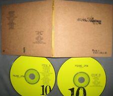 2 CD Pearl Jam – Live 18.06.2000 - Bercy-PARIS, FRANCE