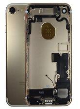 iPhone 7 Backcover gold  Gehäuse Rahmen - Vormontiert