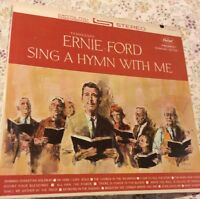 33 RPM LP Record Tennessee Ernie Ford Sing A Hymn With Me Capitol ST 1679