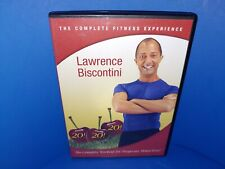 Lawrence Biscontini Complete Workout For Desperate House-Lives Dvd B451