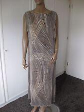 Bonita tolles Kleid  Gr. L / XL  46 ärmellos