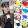 AU Womens Girl Candy Color Soft Silk Chiffon Neck Scarf Wrap Shawl Scarve