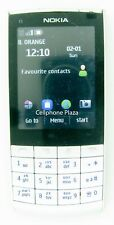 Nokia X Series X3 X3-02 - White silver (Unlocked) Cellular Phone