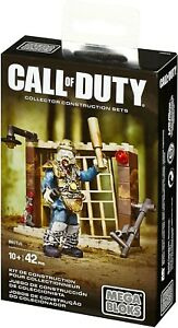 Paquete Ruta - Brutus Soldado Prisión Playset Call Of Duty Bacalao MEGA BLOKS