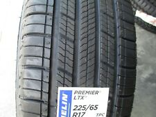 4 New 225/65R17 Michelin Premier Ltx Tires 225 65 17 R17 2256517 65R