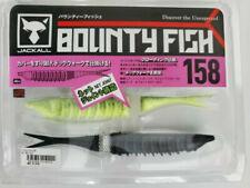 Jackall Bounty Fish 158 Fishing 2 Coverside & 2 Chartreuse Shad US SELLER
