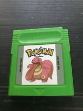 Pokemon cock version gameboy colour / advance & SP