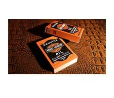 Carte Bicycle Harley-Davidson Genuine Oil Collection - Bicycle Playing Cards