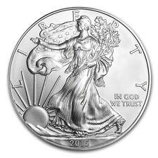 2015 1 oz Silver American Eagle - Brilliant Uncirculated Coin .999 1oz. BU