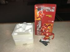"2010 DC Direct Mini Bust Heroes of the DC Universe 5"" THE FLASH #156 of 2500"